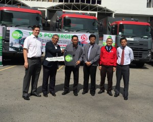 Official Handover Of Project To SESB, in Sabah.